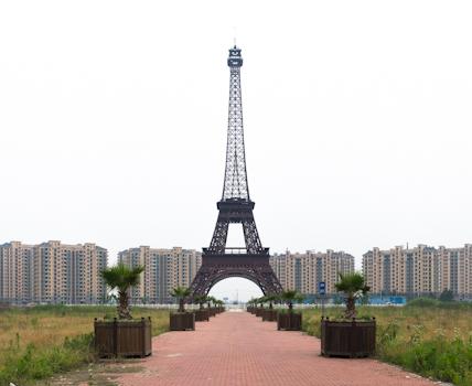Китайский Париж – город-призрак — фото 5