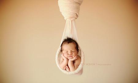 Спящие крохи – модели фотографа Трейси Рейвер (Tracy Raver) — фото 2