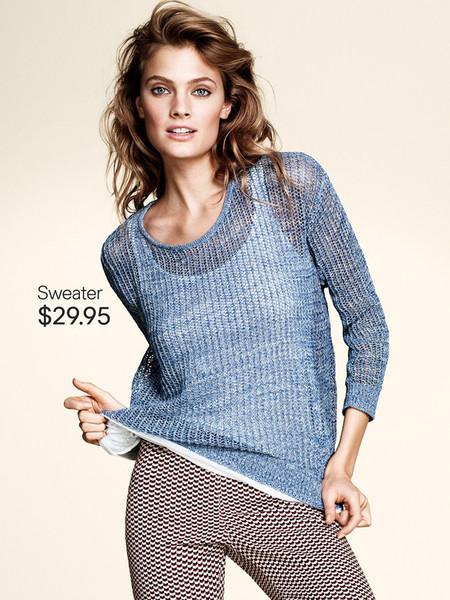 Свежий стайлбук от H&M – милая весенняя коллекция 2013 — фото 4