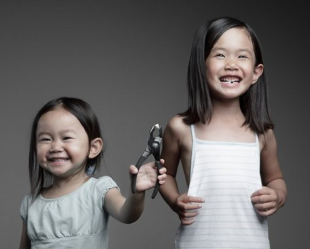 Если фотограф веселый, дети его не скучают! Фотографии Джейсона Ли — фото 1