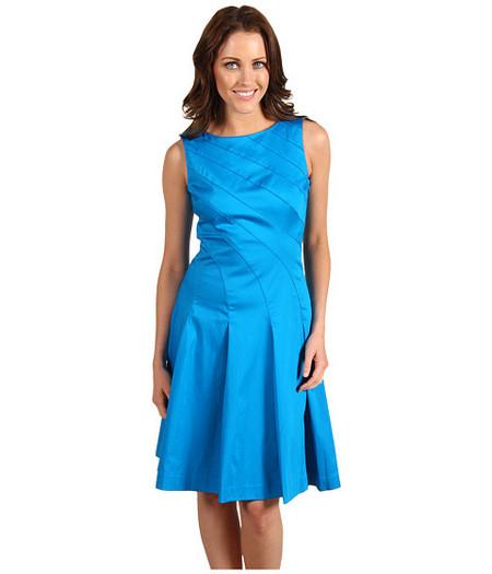 Платье от Calvin Klein - ярко, мило и очень женственно — фото 5