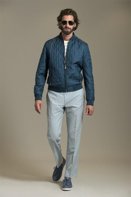 Немного цвета для мужчин – коллекция Brioni сезона весна-лето 2013 — фото 14