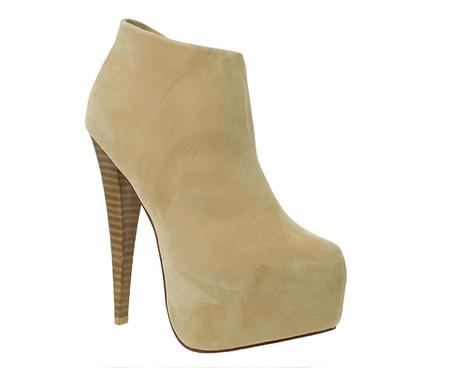 Туфли цвета «нюд» - новая классика! С чем носить, как комбинировать — фото 59