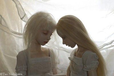 Еще раз о странных куклах – творчество Tari Nakagawa — фото 23