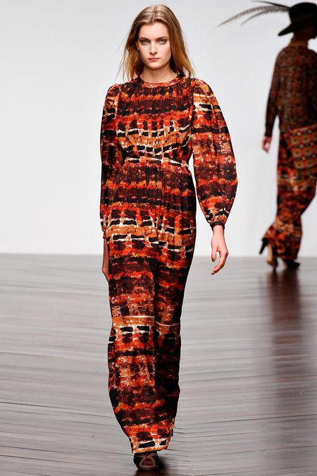 Issa осень-зима 2013-2014 – коллекция от личного стилиста герцогини — фото 23