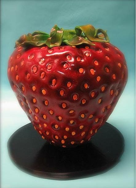 Торты как скульптуры – творчество Дебби Гоард — фото 10
