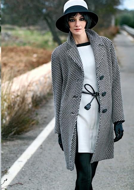 Пальто от Manuela Conti – для уютной и красивой осени — фото 9