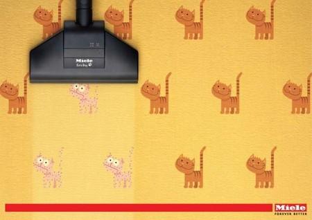 Реклама пылесосов … тоже затягивает! Креатив от разных производителей — фото 29