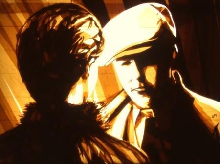 Скотч и скальпель в искусстве – удивительные картины Макса Зорна — фото 10