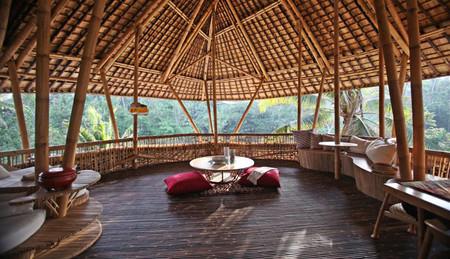 Бамбуковый оазис - Green Village на острове Бали — фото 30