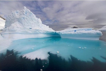 Лазурь и лед