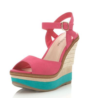 Miss Selfridge - бренд только для модниц! Обувь сезона 2012 — фото 4