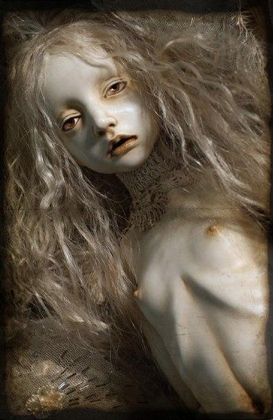 Еще раз о странных куклах – творчество Tari Nakagawa — фото 19