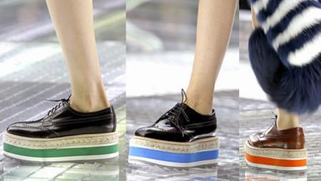 Флатформы, они же криперы, они же криперсы – еще один популярный обувной тренд — фото 3