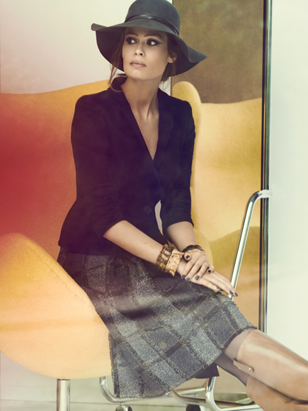 Обновленная классика – одежда от Caterina Leman — фото 6