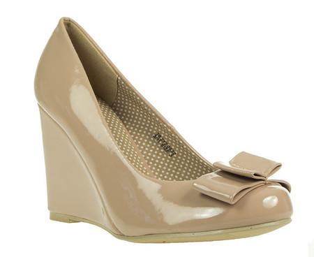 Туфли цвета «нюд» - новая классика! С чем носить, как комбинировать — фото 57