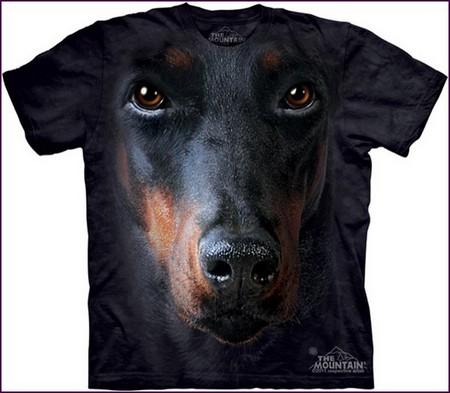 Настоящий звериный принт на футболках The Mountain — фото 14