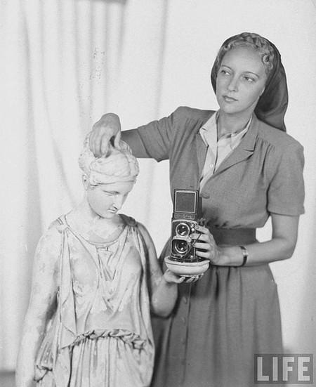 Нина Лин (Nina Leen) — 1909-1995 г.г.