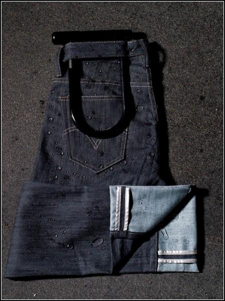 Levis Commuter - джинсы и жакет для велосипедистов от Levis — фото 5