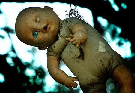 Остров кукол в Мексике – место не для детей — фото 9