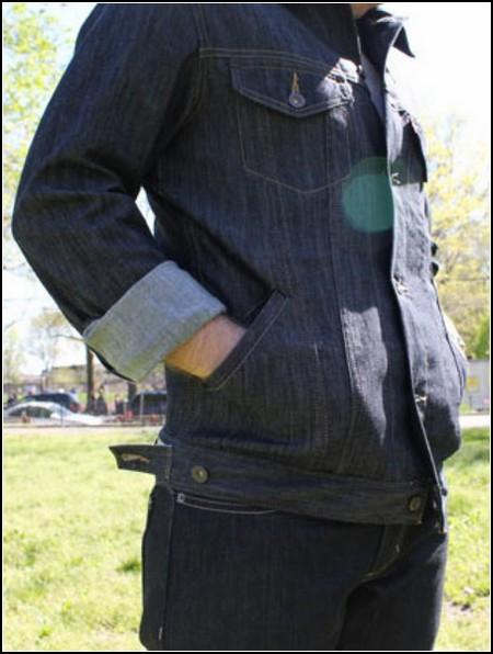 Levis Commuter - джинсы и жакет для велосипедистов от Levis — фото 11