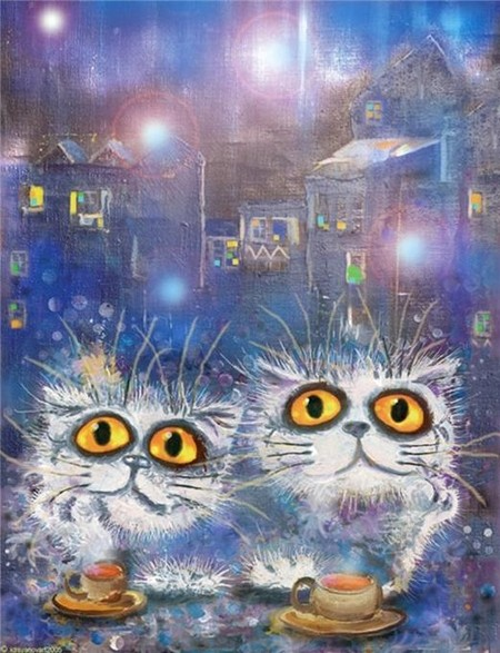Коты и кошки Бориса Касьянова — фото 24