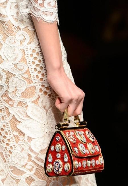 Dolce & Gabbana осень-зима 2013-2014 – когда всего слишком много — фото 83