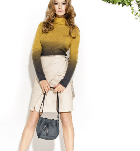 Ochnik – польский «кожаный» бренд. Женская коллекция 2012 — фото 17