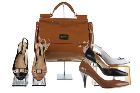 Paolo Conte – творчество русских дизайнеров. Обувь сезона 2012 — фото 22