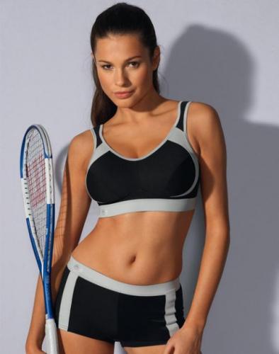 Белье для спортивных модниц и модных спортсменок — фото 2