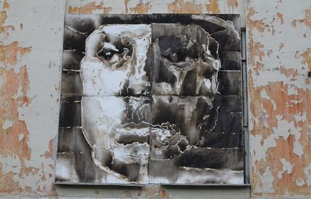 В память о ВОВ – лица, нарисованные огнем и «коктейлем Молотова». Проект T-Radya — фото 20