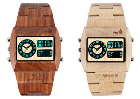 Экологически чистые часы WeWood — фото 1