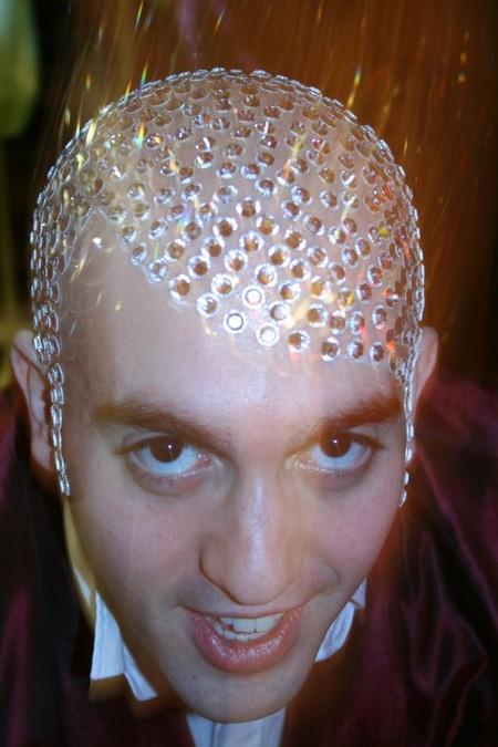 Как креативно скрыть лысину – идеи Филиппа Левайна — фото 4