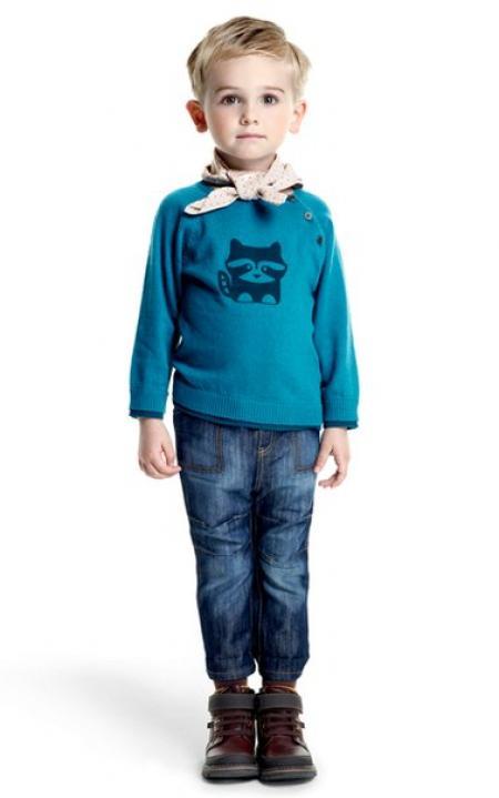 Лучше, чем у взрослых – детская мода от Okaidi — фото 23