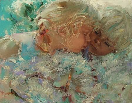 Светлые картины Елены Капустиной — фото 15