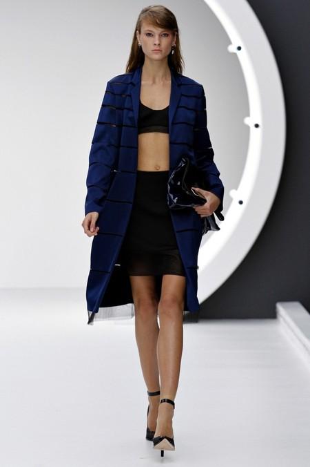 Коллекция Topshop весна-лето 2013 – мода из Британии — фото 13