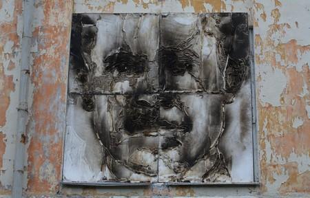 В память о ВОВ – лица, нарисованные огнем и «коктейлем Молотова». Проект T-Radya — фото 17