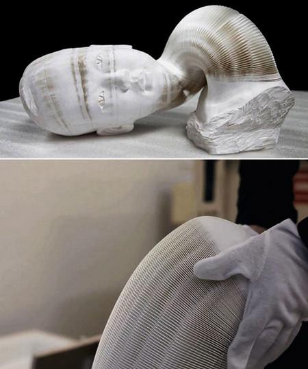 Гибкие скульптуры от Li Hongbo — фото 18