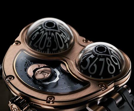 Роскошный нестандарт – часовые машины от MB&F — фото 6