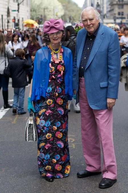 Стильные старушки – проект «Advanced Style» Ари Сет Коэна — фото 65