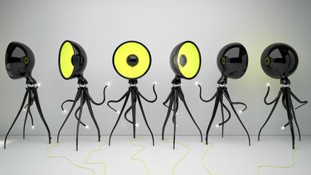 Светильник-осьминог и другое творчество Владимира Томилова — фото 3