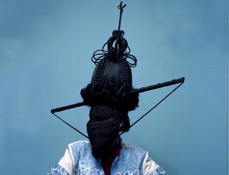Прически или скульптуры? Идеи Joanne Petit-Frere — фото 11