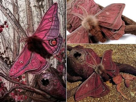 Вышивка в формате 3D. Картины Аннемиеке Мейн — фото 8