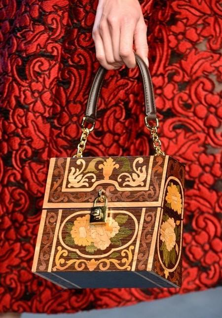 Dolce & Gabbana осень-зима 2013-2014 – когда всего слишком много — фото 84