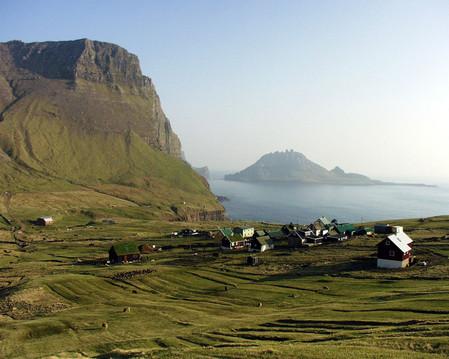 Фарерские острова – зеленые, старомодные и загадочные — фото 10
