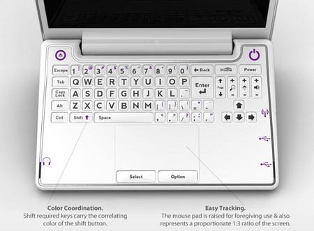 Ноутбук с подсказками для пожилых людей — фото 3
