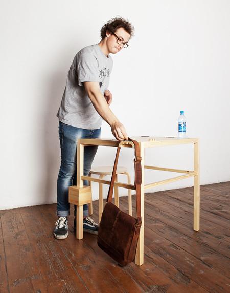 «Зевака» - столик для учебы и отдыха на скучных лекциях )) — фото 15