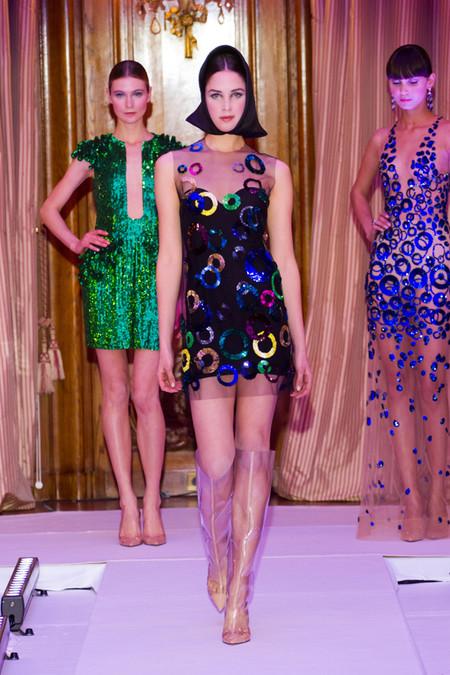 Наши в Париже – коллекция Юлии Яниной сезона весна-лето 2013 — фото 33