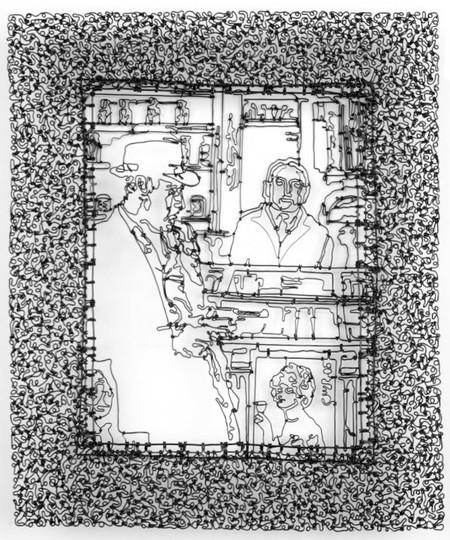 Проволочные фантазии C.W. Roelle — фото 29