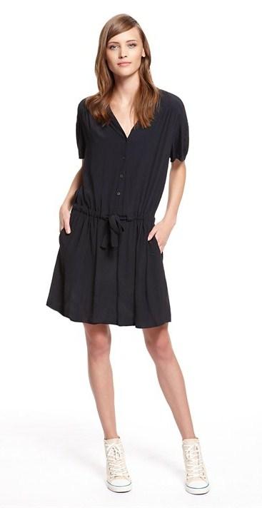 Женская коллекция DKNY зима 2013 – фирменная лаконичность — фото 3